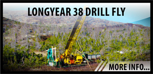 logan-drilling-group-drills-longyear-38-drill-fly